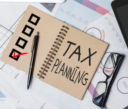 Estate tax planning and income tax planning