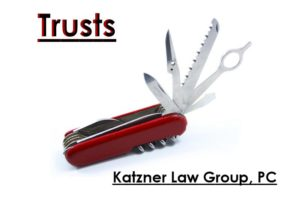 Trusts have many uses