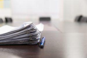 Estate Planning Attorney Paperwork