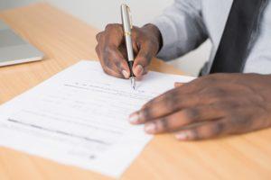 Is a handwritten will a good idea?