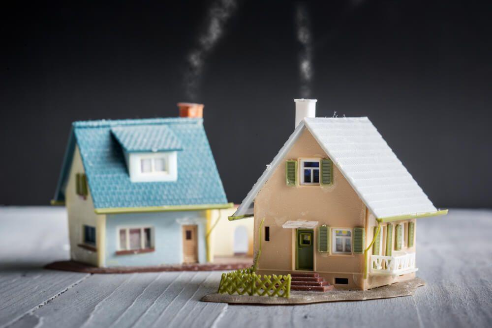 Refinancing two homes